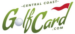 Central Coast Golf Card